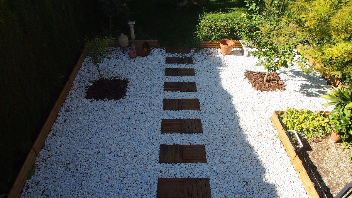 Jardin Minimalista Renueve Interiorismo Renueve Interiorismo - Jardin-minimalista